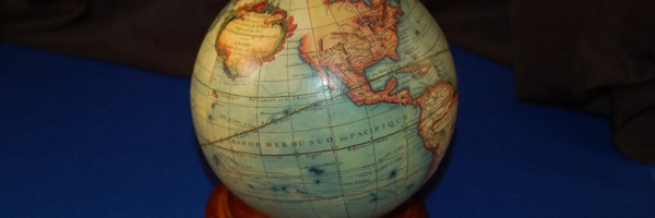Antique maps for sale cartographic associates cartographic web site boat model small table globe 2013 003 rare old maps gumiabroncs Images