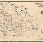 120.32 Chickmauga Battlefiled-1- Rare Old Maps and Prints for Sale