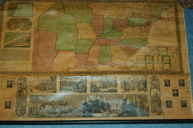 Rare Old Maps for Sale Here- Wide Selection