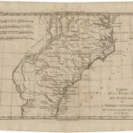 120.15 Carte de la Partie 1780- Rare Olde Maps for Sale