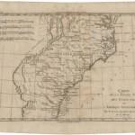 120.15 Carte de la Partie 1780- Rare Olde Maps for Sale