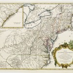 120.24 Partie de l'Amerique - 1778- Rare Old Maps for Sale