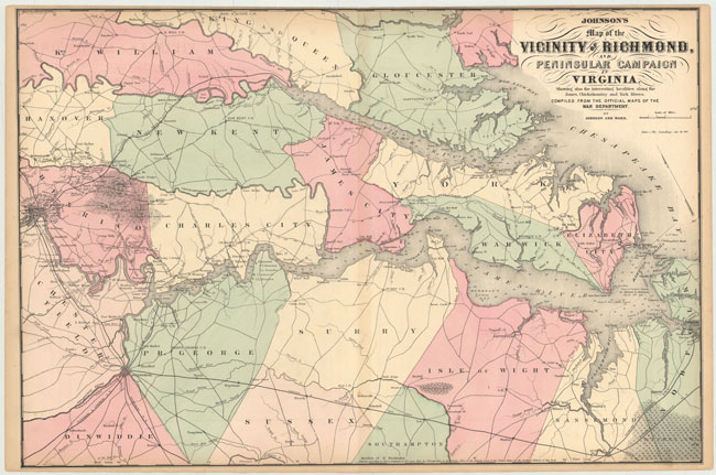 Antique Maps and Prints for Sale  Cartographic Associates