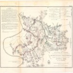 120.38 Battle of Nashville - Civil War - 1864- Original Civil War Maps for Sale