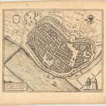 22.22 Braun - Hogenberg - Deventer Netherlands- Rare World Prints and Old Maps for for Sale