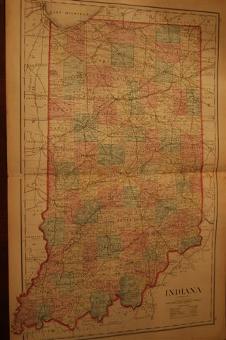 368.18- Antique Maps of America for Sale