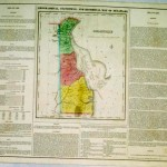 400.35 Geographical Statistical Delaware- Antique Maps of America for Sale