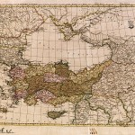 800.32 Asia - Rhode - 1780- Antique Rare Maps for Sale