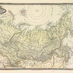 Russia_-_c1867- Antique World Maps for Sale