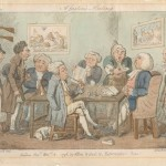 21.11 Justice Meeting Cartoon- Antique Maps of America and Prints for Sale