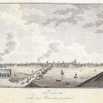 22.16 London - 1850- Antique Maps and Prints
