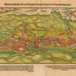 22.26 France - City - Munster - 1560 (a)- Rare Old Maps for Sale