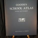 Rare Goode's School World Atlas Maps for Sale