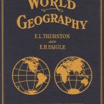 30.27_World Geography - Old Book For Sale at Cartographic Associates