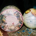 Globe-n-Box #40.224- Original World Maps & Globes of America & Beyond- For Sale