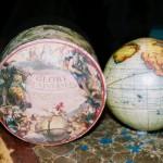 Globe-n-Box #40.224- Original World Maps & Globes of America & Beyond- For Sale