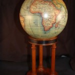 40.448 Globes - Map Tray - 2011- Rare World Globes and Maps for Sale