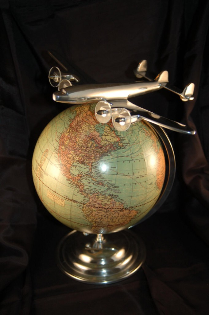 40337- Rare World Prints and Globes of America and Beyond- For Sale