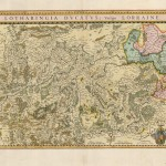 570.08 France - Blaeu - 1640- Antique Maps for Sale