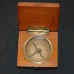 70.02 Travel Compass- Rare Old Antiques and More for Sale