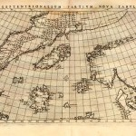 700.06-Zeno Map - 1561- Rare Old Maps for Sale