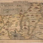 800.06 Egypten - Bunting - 1600- Rare Old Maps for Sale