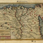 800.11 Egypt - Ortelius -1588- Rare Old Maps and More for Sale at Cartographic Associates