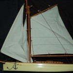 901.44 Sailboat model - 2013 - Rare Old Maps for Sale