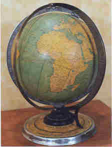 Antique World Maps and Globes of America and the World for Sale