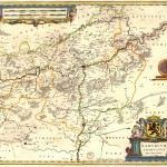 Namvrevm - Jansson 1650- Antique Maps and Prints for Sale