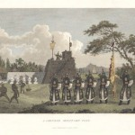 Rare World Prints for Sale- 22.20 Chinese Military Post - 1796- Nicol
