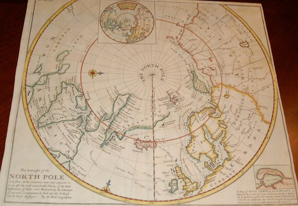 World-Polar Archives - Cartographic Associates Archive ...