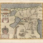 800.12 Egypt - 1650- Antique Rare Old Maps for Sale