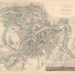 Rare Old Maps for Sale- 800.27 St. Peterburg, Russia - 1834