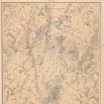 120.35 Gettysburg Day 1 - Antique Maps of America & Civil War for Sale