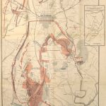 120.40 Gettysburg and Vicinity - 1892 Antique Rare Old Maps for Sale