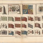 520.44 Flags - 1778 - Diderot- Antique Maps and Prints for Flags for Sale