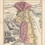 800.14 Egypt - 1740 - Homann-zoom- Antique Rare Old Maps and Prints for Sale