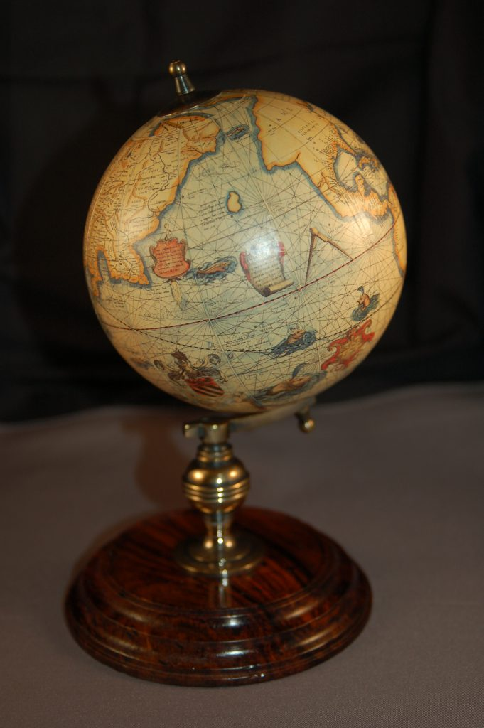 40.335- Rare Old Globes and Maps for Sale